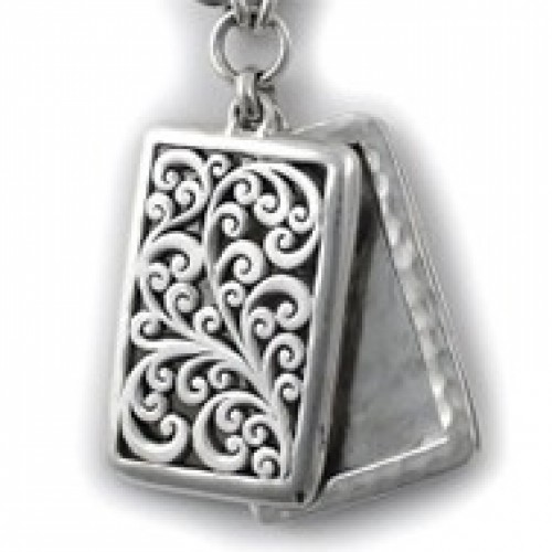 Fern Photo Charm Pendant